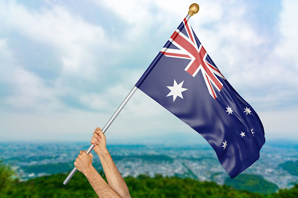 Article image for Historian sets the record straight on Australia Day