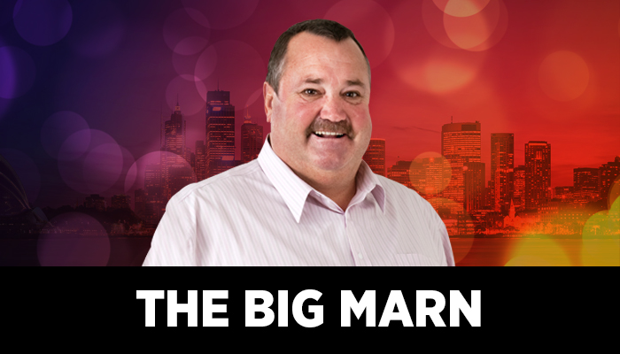 "Article image for Big Marn's ""generous"" birthday party…"