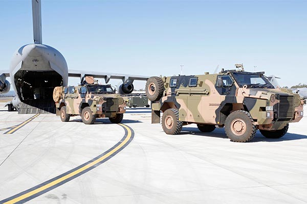 Article image for Experts say Australia has the ability to design world-leading technology for defence