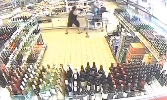 Article image for WATCH: CCTV footage captures horrific attack at ALDI
