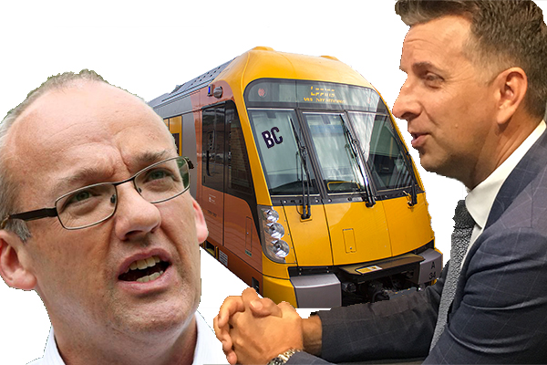Article image for Transport Minister won't cave to Sydney Trains strike threat