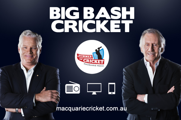 Article image for The Big Bash semi-finals have been confirmed