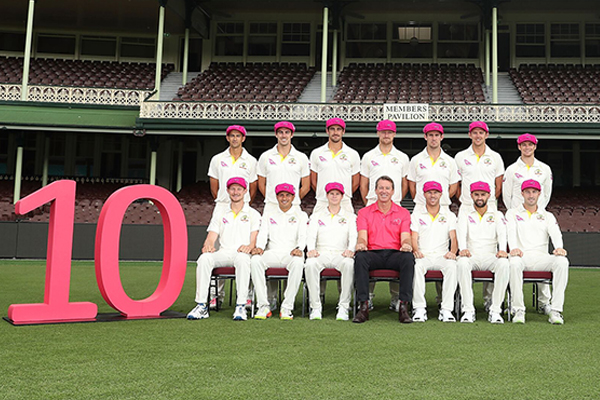 Article image for McGrath Foundation celebrates 10th anniversary of the Pink Test