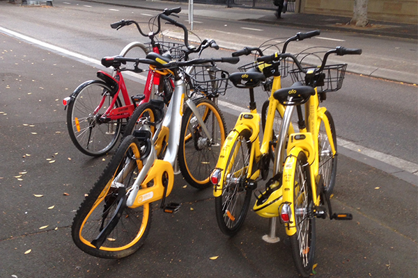 Article image for Two bike share operators cycle out of Sydney