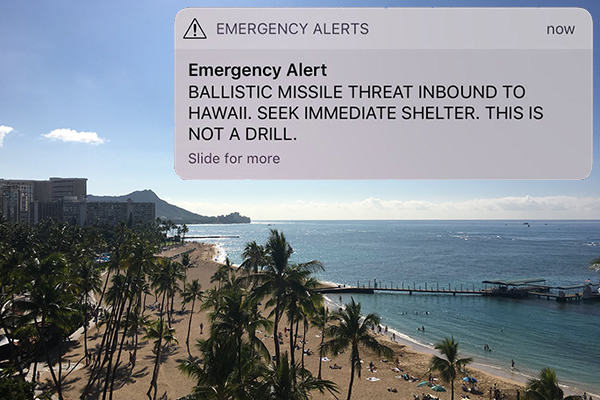 Article image for Does Australia have a missile warning system?