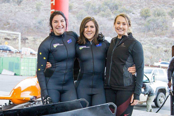 Article image for Women's bobsleigh team axed from WinterOlympics