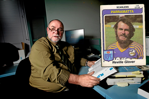Article image for Rugby league player turned police prosecutor receives OAM
