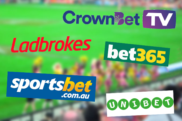 Article image for Expert warns against sports betting advertisements for safety of young kids