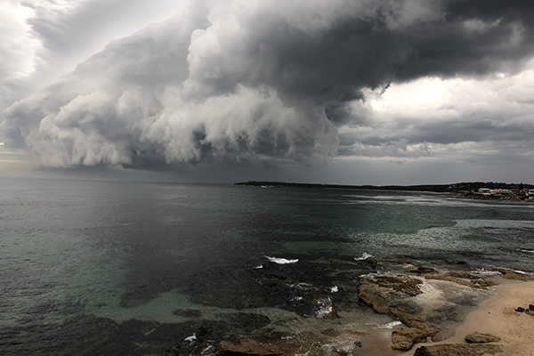 Article image for More super cell storms to hit Sydney