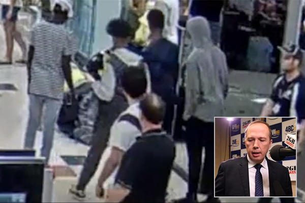 Article image for 'Frankly they don't belong in Australian society' | Dutton comes down hard on Sudanese crime gangs