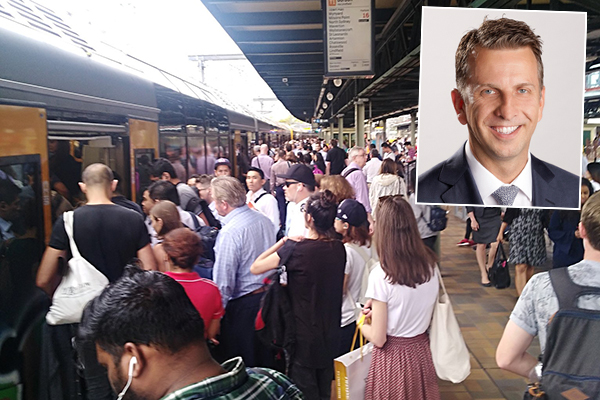 Article image for Transport Minister says commuters WON'T get refunds