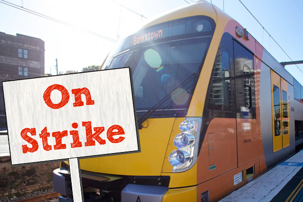Article image for Union refusing to call off Sydney Trains strike
