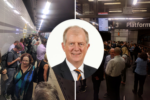 Article image for Sydney Trains CEO grilled over timetable debacle