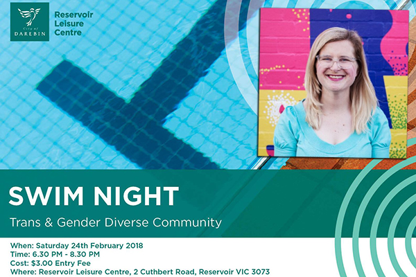 Article image for Lefty Melbourne council bans Australia Day… now hosting trans only swim night