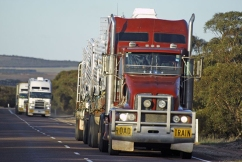 Australia's largest trucking company pushes for national roads reform