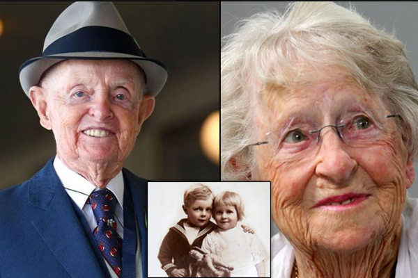 Article image for The 102yo, the jockey and the fantastic little hat