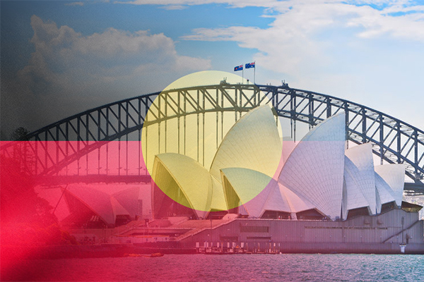 Article image for Push to keep Aboriginal flag on the Harbour Bridge year-round