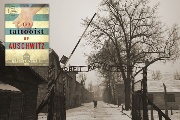 Article image for The Tattooist of Auschwitz: a heart-warming story arising from tragedy