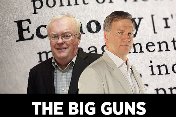 Article image for The Big Guns weigh in on what they hate most