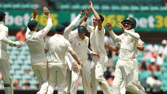 Article image for Australia seal 4-0 Ashes series win