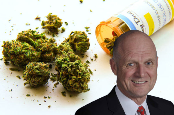 Article image for Calls to replace prescription-only codeine products with medical cannabis