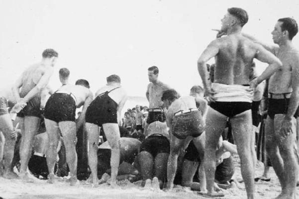 Article image for Bondi's Black Sunday drownings remembered 80 years on