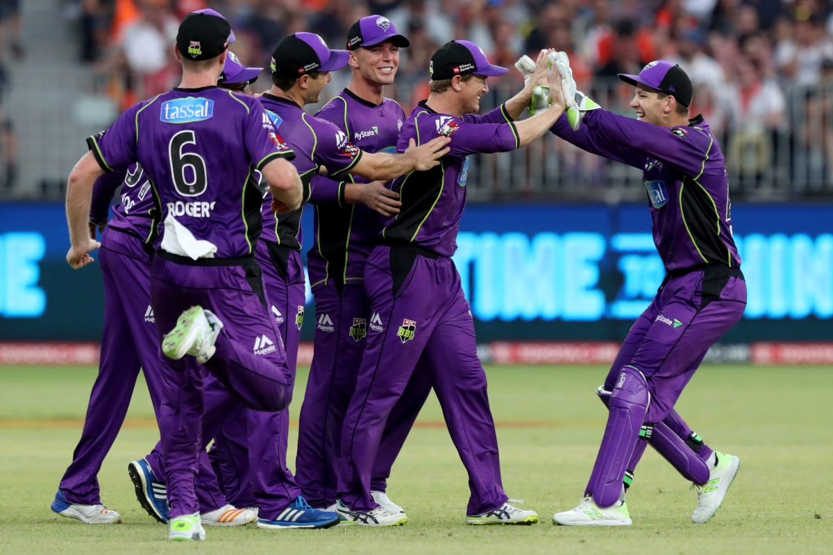 Article image for Scorchers burnt as Hurricanes head to the big dance!