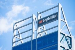BHP boss takes aim at US trade stance after recording huge $8b profit