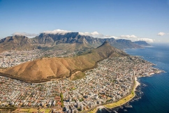 Cape Town almost out of water