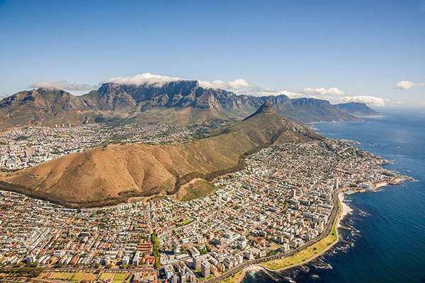 Article image for Cape Town almost out of water