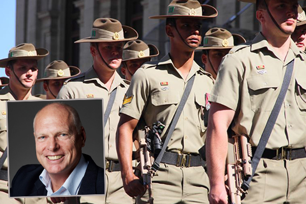 Article image for Senator Molan 'very disappointed' in state of NSW RSL