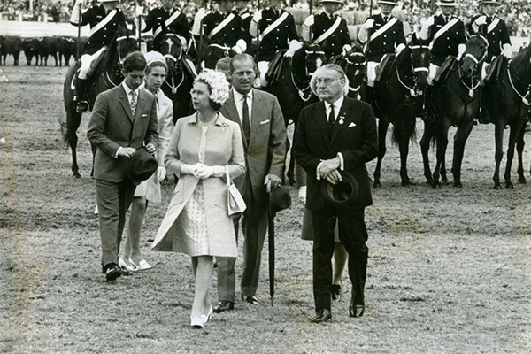Article image for Recreating history at the Royal Easter Show