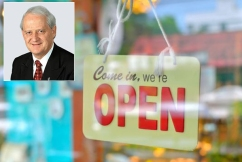 Philip Ruddock wants restrictions on bright buildings