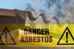 Harmful asbestos found at Springwood depot after the site was cleared