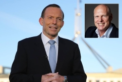 Tony Abbott: Comments made about Jim Molan are 'absolutely contemptible'