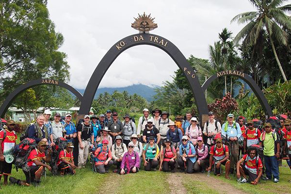 Article image for Historic Kokoda Track is being 'desecrated' by bureaucracy