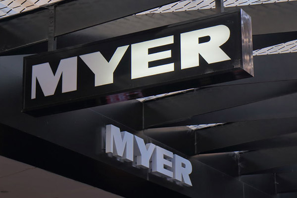 Article image for Myer nose-dives to a shocking $476m loss