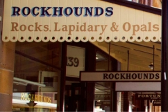 Rockhounds owner vows to fight for his shop after being forced to close