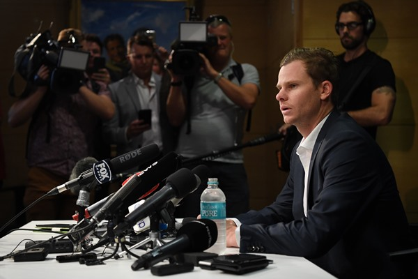 Article image for Steve Smith: 'I know I'll regret this for the rest of my life'