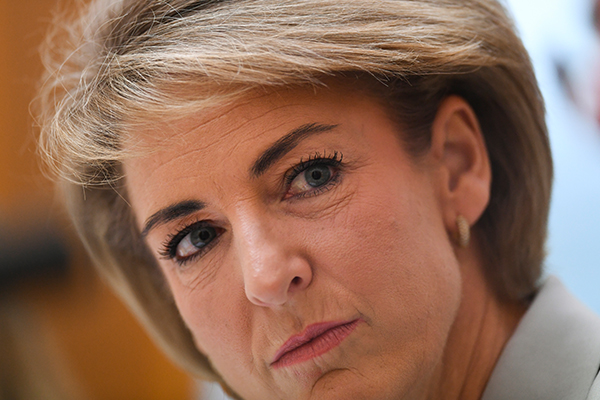 Article image for Michaelia Cash says she had 'no prior knowledge' over union raids