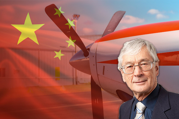 Article image for Dick Smith warns about China buying Aussie pilot schools