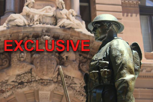 Article image for Taxis removed from ANZAC parade to protect veterans from vehicle attacks