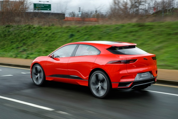 Jaguar I-Pace - The Future Of Electric Motoring Hits The Streets