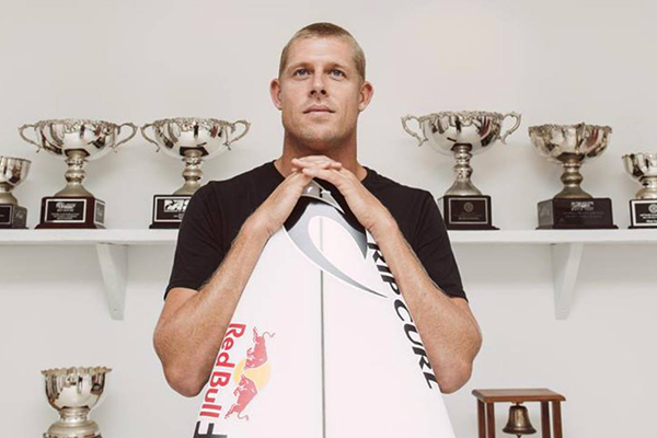 Article image for Surfing legend Mick Fanning announces retirement at 36