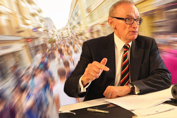 Article image for 'My challenge to the existing Premier': Bob Carr's demand of Gladys Berejiklian
