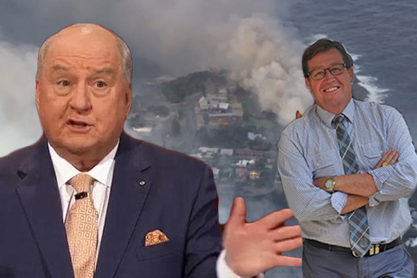 Article image for Alan slams minister's Tathra response: 'You are a disappointment Troy!'
