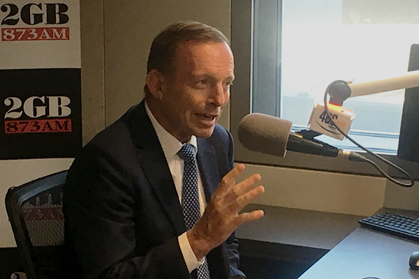 Article image for Tony Abbott's surprise response to 31st consecutive Newspoll loss