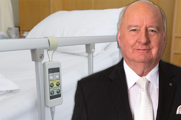 Article image for 'This is apartheid': Alan unleashes on 'absurd' Aboriginal hospital policy