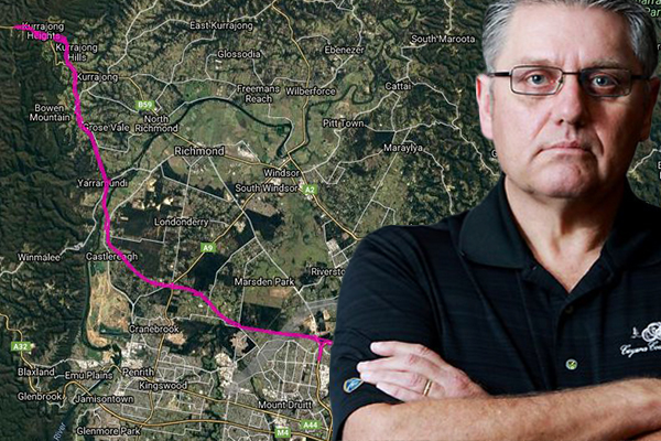 Article image for Residents left devastated by changes to the Castlereagh Freeway corridor