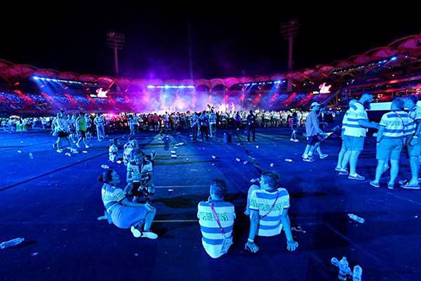 Article image for Closing ceremony a national embarrassment